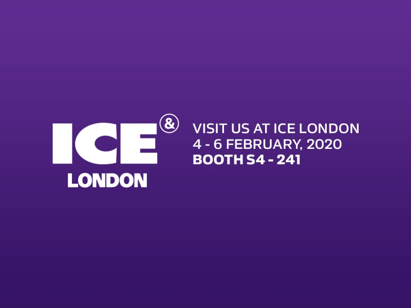 Visit us at ICE 2020