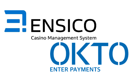 Ensico teams up with OKTO to expand instant cashless payments on gaming machines